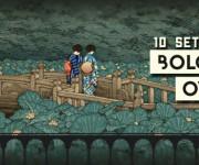 Facebook Cover - Planctoon @ Vicolo Bolognetti, Bologna