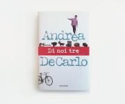 Copertina di De Carlo per Mondadori Editore