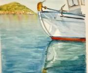 mare- acquerello