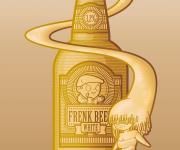 Frenk Beer ( white )