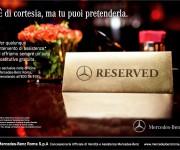 Adv Mercedes di Cortesia - Gara