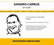 Wix > Portfolio > Sandro Carrus