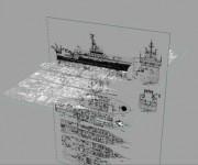 Cabo de hornos fast reconstruction references