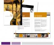 La Grande Casa . Brochure
