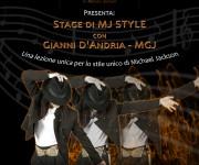 poster associazione Dancing The Dream