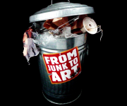 from junk to art
