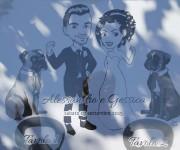 Alessandro & Gessica - Tableau de Mariage