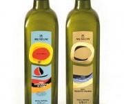 Packaging olio export Museum