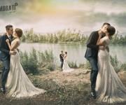 Composium Wedding art