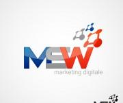 Realizzazione logo e immagine coordinata consulenza marketing digitale 01