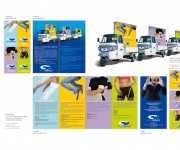 Studio e realizzazione brochure, copy e comunicazione