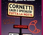 Poster TeKevuoi - Pizzeria Rosticceria
