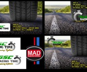 Concept Logo GSC Racing Timing System