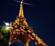 Tour Eiffel Natalizia
