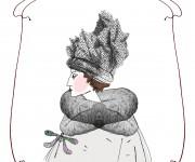 1900-10 moda stola