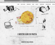 GIRI DI PASTA - WEBSITE