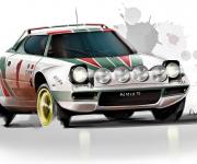 Lancia Stratos Monte Carlo