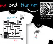 Me and the Net - T-SHIRT