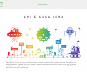 e-commerce Casa Isna