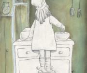 gio in cucina trattopi