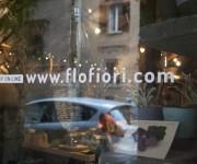 Vinile adesivo - Flo Fiori - Bologna