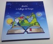 copertina del libro personalizzabile per bambini