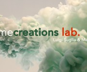 Progetto: Fluidi di Flame Creations LAB Bianco e Verde