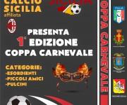 Locandina Scuola Calcio Sicilia