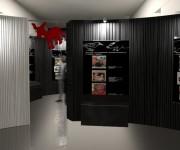 exhibit design - allestimento mostra satira 1