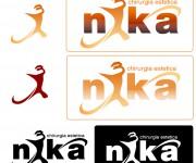 Proposta logo Nika