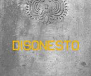 disonesto