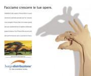 Burgo Distribuzione > Giraffa