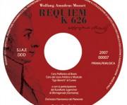 design copertina cd musicale