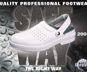 Catalogo per scarpe antinfortunistica