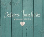 Logo Debora Trachelio Wedding Design