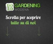 Sito Internet Giardiniere Modena