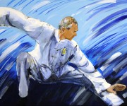 Roberto - Tribute to my martial arts Master