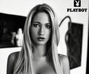 Giulia Borio modella Playboy - Milano
