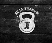 Personal trainer Giulia Fumagalli Brand