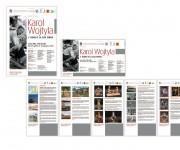 Studio e realizzazione comunicazione e pannelli per mostra
