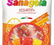 Busta Caramelle Sanagola Assortite