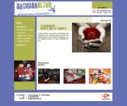 web design artigianaltro