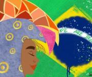 I colori del Brasile