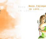 Gordon Freeman in love - sfondo