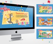 TOM&JERRY WEBSITE