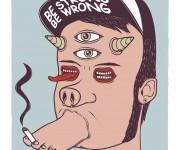 be wrong be strong