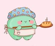 The little baker