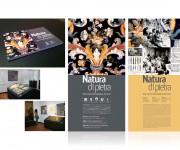 Studio e realizzazione catalogo e comunicazione mostra