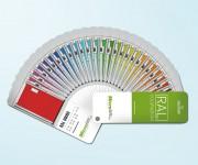 Cartella colorazioni RAL per Daldoss Elevator SpA