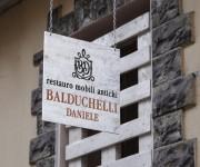 insegna Balduchelli Restauri
